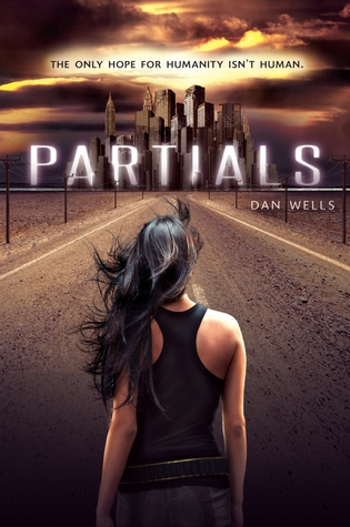 Partials Book Cover